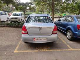 Toyota Etios Cng Hybrid, at 2,75,000