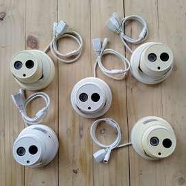 CCTV 5 Kamera + Dvr + Hdd + Kabel