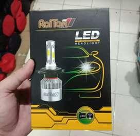 Lampu LED raiton h4 mobil