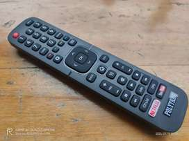 Remote tv Polytron Netflix