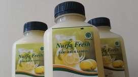 Nurfa Fresh sari lemon 500ml