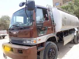 HINO 7D WITH 4000 GALLONS WITH/WITHOUT WATER TANK