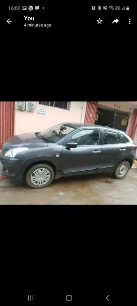 Rent for baleno car good condition