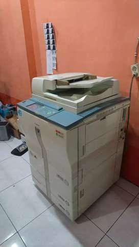 Mesin foto copy mantap siap pakai