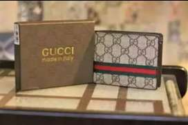 branded GUCCI wallet