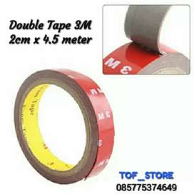 Double Tape 3M 2 cm x 4.5 meter
