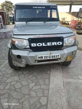 Bolero camper