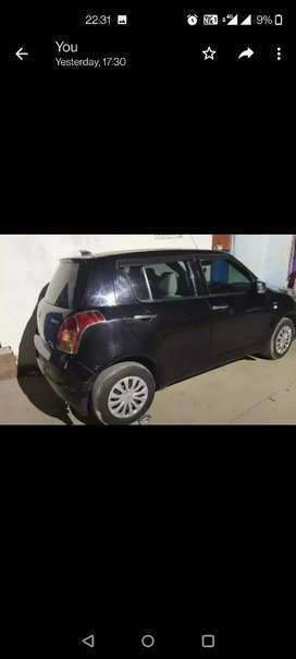 Maruti Suzuki Swift 2007 Diesel 120000 Km Driven