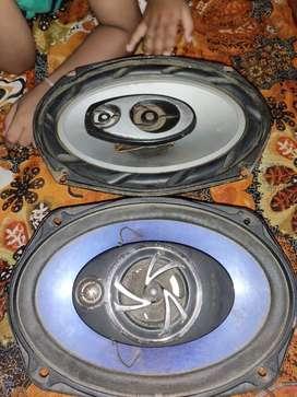 Car speakers pioneer