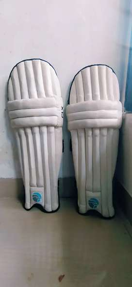 LESS USED CRICKET PADS