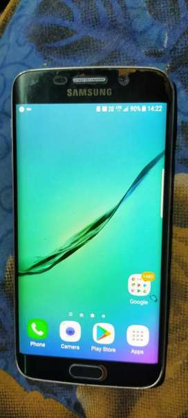 SAMSUNG GALAXY S6 edge (green Emerald 32gb )