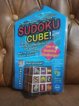 Sudoku cube merk American Classic Toy