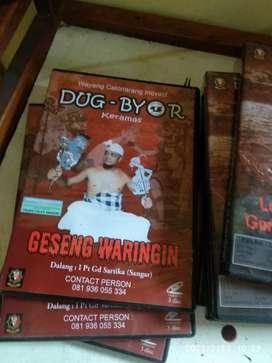 Dvd wayang calonarang Dug Byor