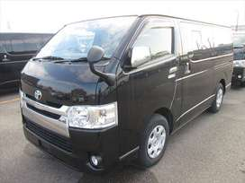 Toyota Hiace 2015 on easy installments Memon Merchandise.