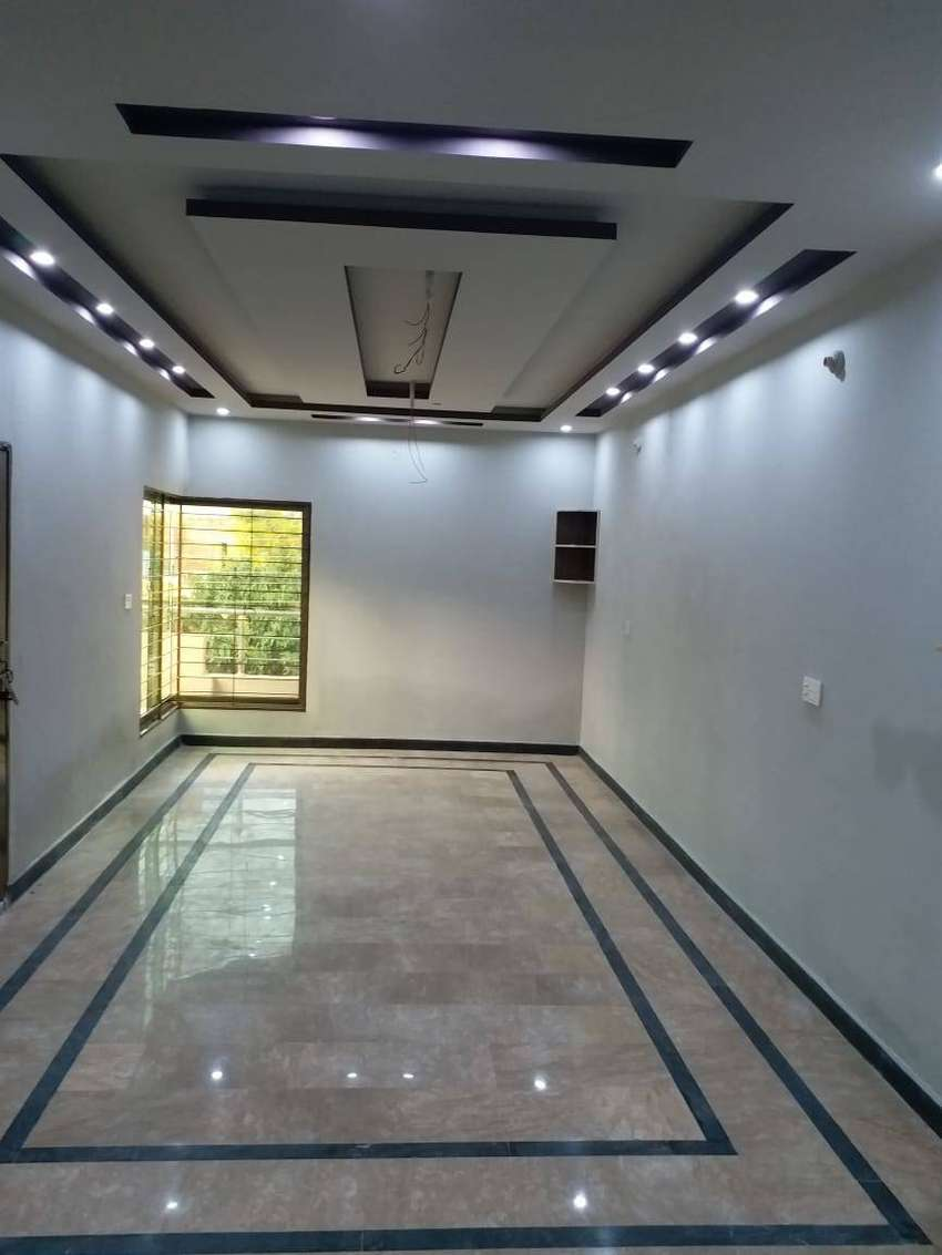 10 Marla New Upper Portion With Gas available for rent in Nawab Town 0