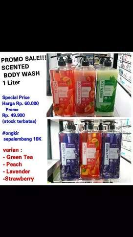 Body wash/ sabun mandi 1000ML dari harga 60.000 promo jadi 49.900