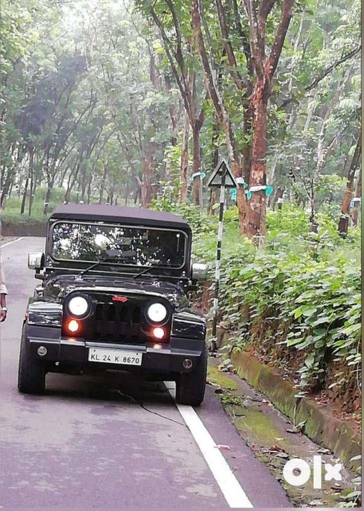 Mahindra Thar CRDE 4X4 BS IV, 2015, Diesel 0