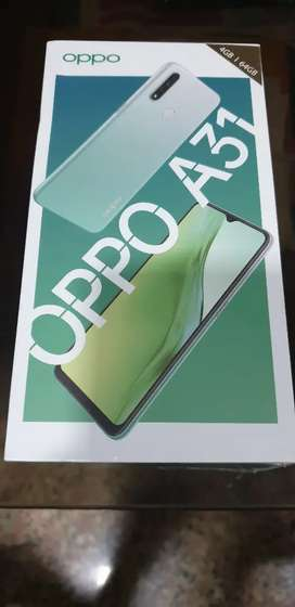 Oppo A31 - Box Seal Pack Brand New