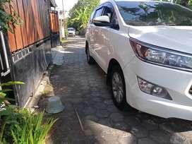 Innova diesel 2016 manual istimewa di Yogyakarta