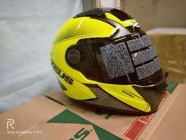 Helm Zeus ZS811AL6 Black ukuran M