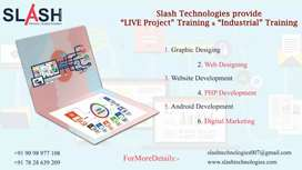 Training for Website and app development service