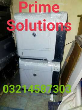 HP Laserjet Enterprise M601n Printer, We also deals in Photocopiers
