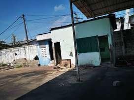Gudang Terbuka + Bangunan Kantor Pergudangan Margomulyo KT
