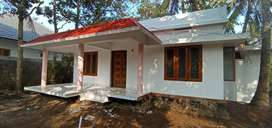 2BHK Independent House Tiled floor, 10 Cent property with Road frontag