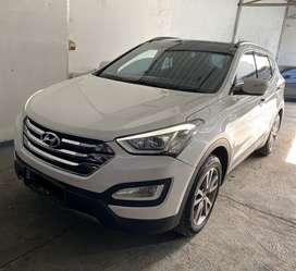 Hyundai santa fe 2.4 th 2014