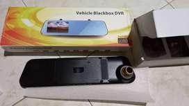 Vehicle Blackbox DVR kamera cctv depan & belakang untuk semua mobil