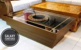 Round Versace Steps Coffee Table Material Mix Size 2.5×4