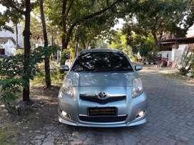 Toyota Yaris Matic 2010 S Limited Type atas Sudah smartkey Pajak BARU