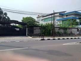 Dijual Lahan Komersil di Jl Sunan Giri Rw Mangun Dkt ke Tol Cililitan