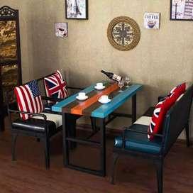 Brand new solid wooden restaurant furniture