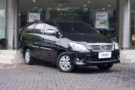 Toyota Innova 2.0 G AT (Free Service & Kualitas Terbaik)