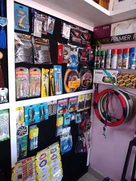 All bike accessories