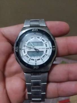 Japani Casio General Men's Watches Standard Active Dial AQ-164WD-7AVDF