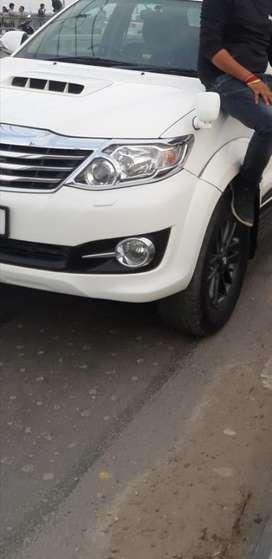 Toyota Fortuner 2.8 4X2 MT, 2015, Diesel