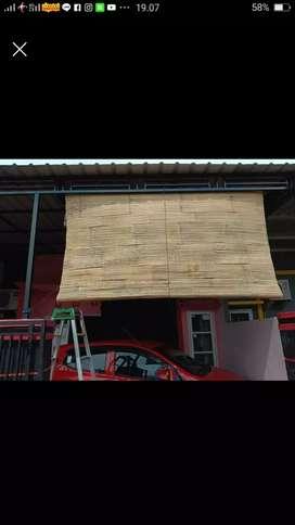 "Macam""tirai bambu"