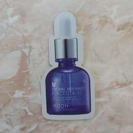 Mizon original skin energy placenta 45 sample