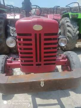 Mahindra tractor good condition Rj number