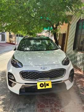 Kia Sportage 2021 Already Bank Leased