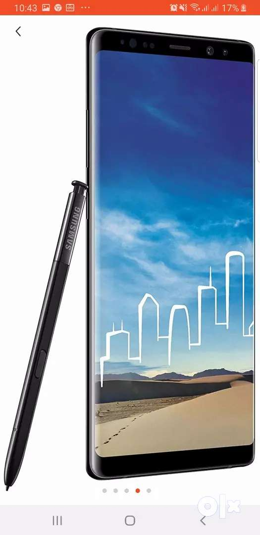 Samsung Galaxy Note 8 0