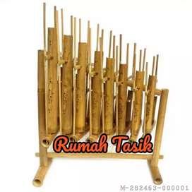 kayu bambu angklung