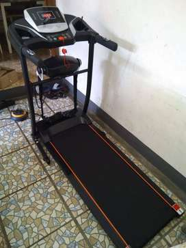alat olahraga treadmil multy+alat bakar lemak