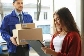 Teleshopping Courier Delivery Franchise Provider Call now.