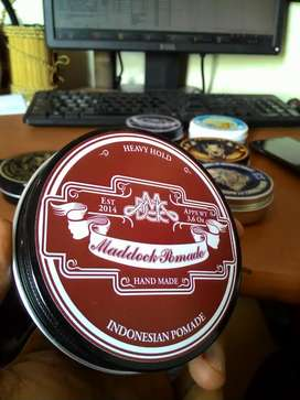 Pomade Maddock Classic Red