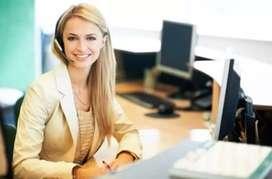 10-15k Need FEM Recep & Tele caller + Male Comp Operator
