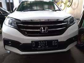 Honda CRV 2.0  RM 1 AT 2013 white pearl edition