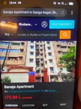 Flat for rent (BANAJA APARTMENT)